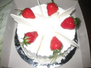 Kue buat ummi di Hari Ibu