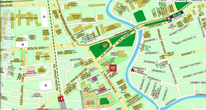 map vip